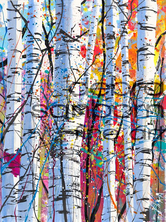 Birches 18
